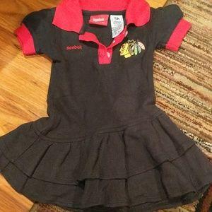 Blackhawks dress
